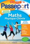 Passeport - Maths-Physique-Chimie de la 3e vers la 2de