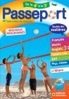 Passeport Toutes les matières - De la 4e vers la 3e