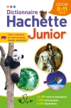 Dictionnaire Hachette Junior - CE-CM - 8-11 ans