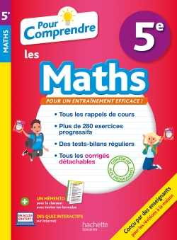 Pour Comprendre Maths 5E
