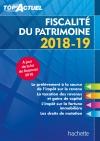 Top'Actuel Fiscalité Du Patrimoine 2018-2019