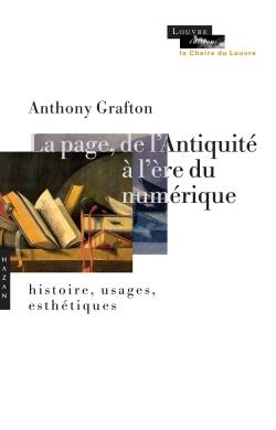 La page de l'Antiquité à l'ère du numérique: histoire, usages, esthetiques