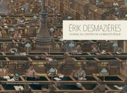 Erik Desmazières, voyage au centre de la bibliotheque