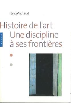 Histoire de l'art - Une discipline à ses frontières