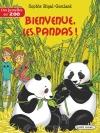Des jumelles au zoo : Bienvenue, les pandas !