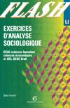 Exercices d'analyse sociologique