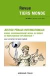 Revue Tiers Monde nº 205 (1/2011)