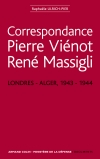 Correspondance Pierre Viénot - René Massigli