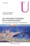 Les grands théories de la linguistique de la grammaire comparée à la pragmatique