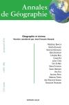 Annales de Géographie nº695-696 (1-2/2014)