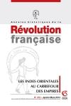 Annales historiques de la révolution française Nº375 (1/2014)