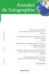 Annales de Géographie nº698 (4/2014)