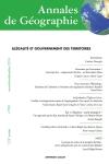Annales de Géographie nº 700 (6/2014)