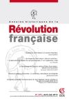 Annales historiques de la révolution française Nº376 (2/2014)