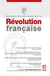 Annales historiques de la Révolution française nº 378 (4/2014) Varia