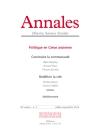 Annales. Histoire, Sciences sociales - Vol. 69 (3/2014)