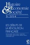 Histoire, économie & société (3/2014)