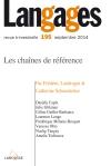 Langages Nº195 - 3/2014