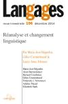 Langages nº 196 (4/2014) Réanalyse et changement linguistique