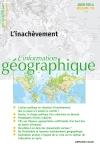 L'information géographique- Vol. 78 (2/2014)
