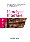 L'analyse littéraire - 2e éd. NP
