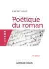 Poétique du roman - 4e éd.