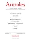 Annales. Histoire, Sciences sociales - Vol. 69 (4/2014)