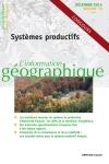 L'information géographique - Vol. 78 (4/2014) Les systèmes productifs