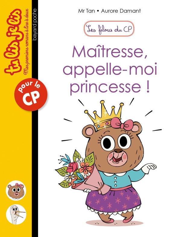 Maitresse, appelez-moi princesse !