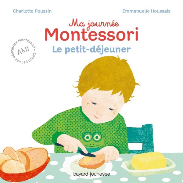 Ma journ?e Montessori, Tome 03