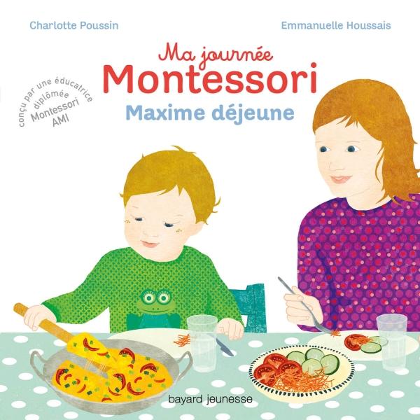 Ma journ?e Montessori, Tome 05