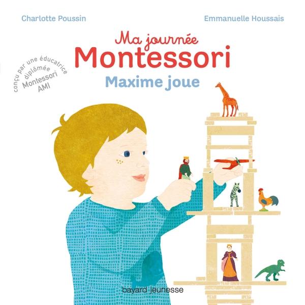 Ma journ?e Montessori, Tome 06