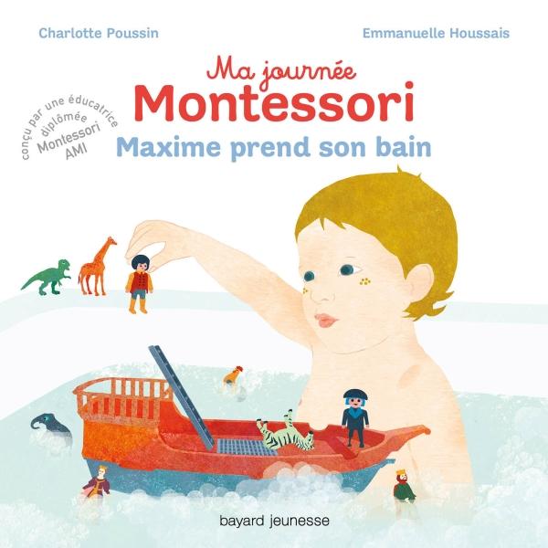 Ma journ?e Montessori, Tome 07