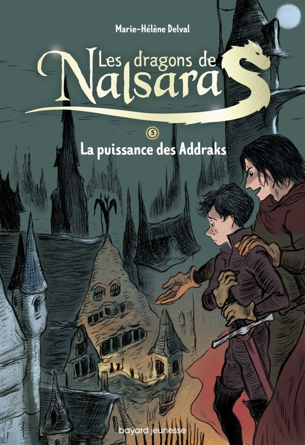 Les dragons de Nalsara compilation, Tome 05
