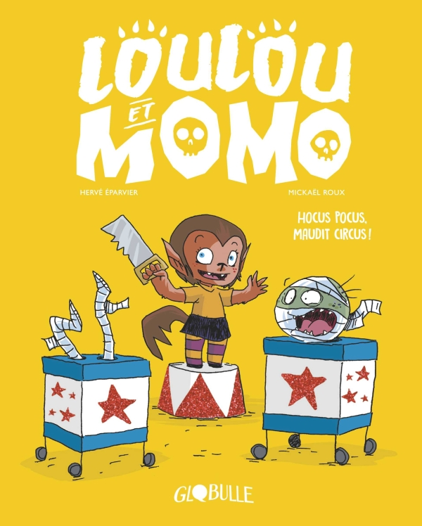 Loulou et Momo, Tome 03