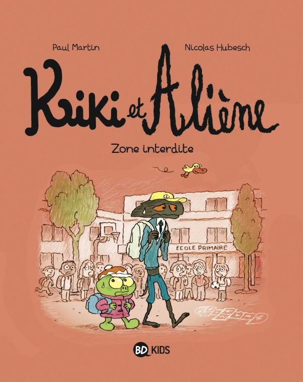 Kiki et Aliène, Tome 05