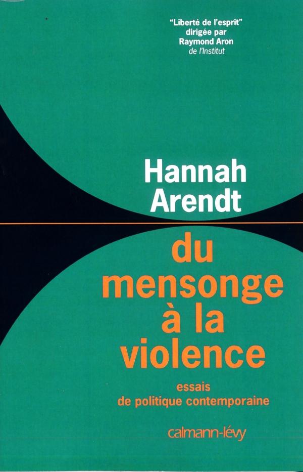 Du mensonge à la violence -
