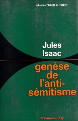 Genèse de l'antisémitisme -