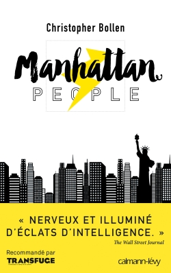 Manhattan people -