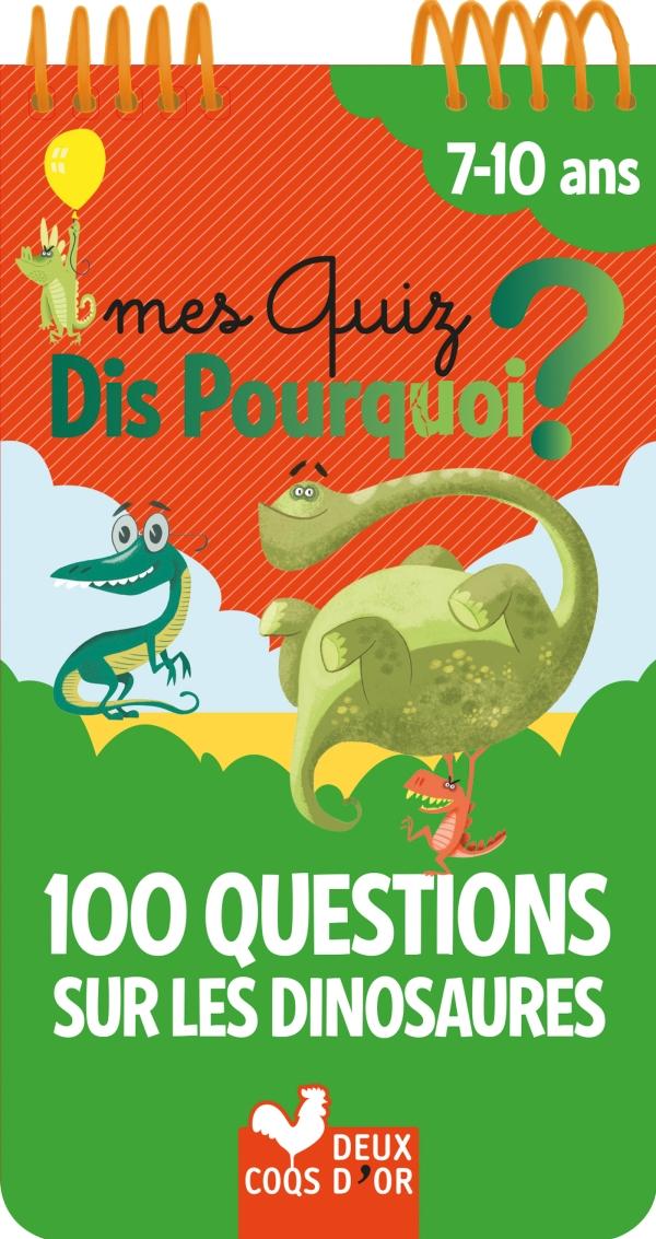 100 questions sur les dinosaures