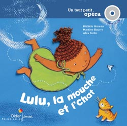 Lulu, la mouche et l'chat