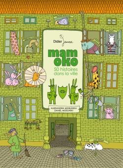 Mamoko – 50 histoires dans la ville