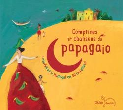 Comptines et chansons du papagaio (CD)