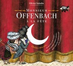 Monsieur Offenbach à la fête (CD)