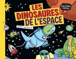 Les dinosaures de l'espace (BD Jeunesse)