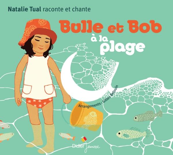 Bulle et Bob à la plage (CD)