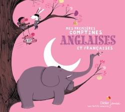 Mes premières comptines anglaises et françaises (CD)
