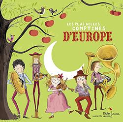 Les plus belles comptines d'Europe (CD)