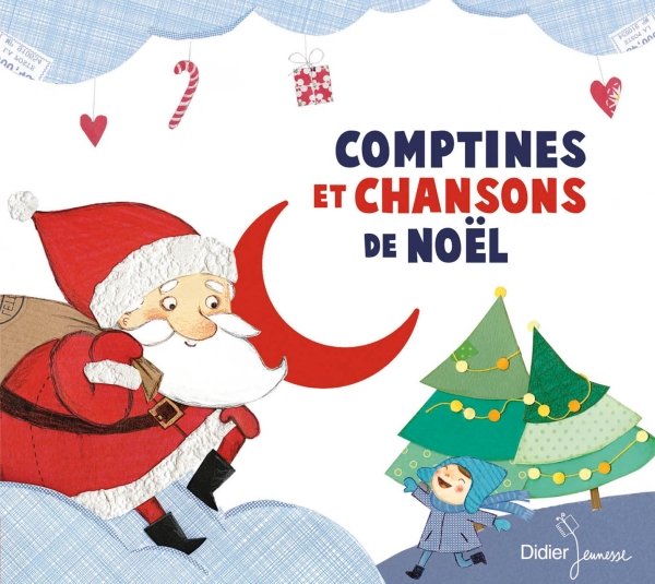 Comptines et chansons de Noël