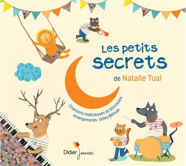 Les Petits Secrets de Natalie Tual (CD)